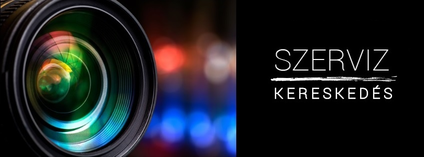 Sony fényképezőgép szervíz